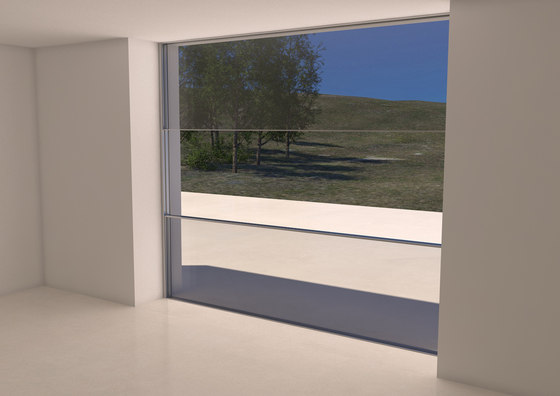 Sash vertical sliding by OTIIMA | Window types