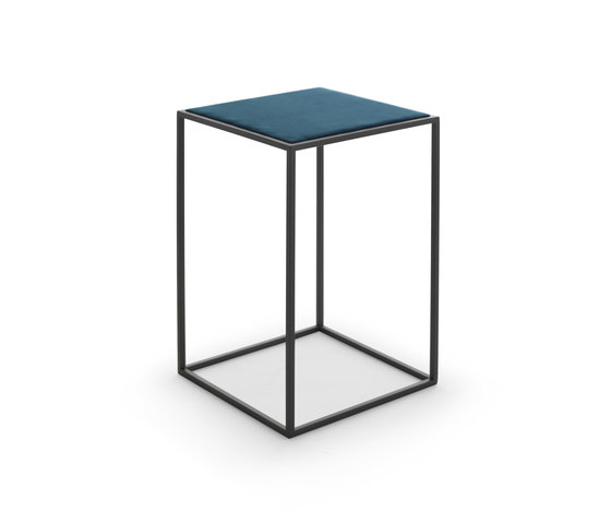Gotham side table tall de Eponimo | Mesas auxiliares