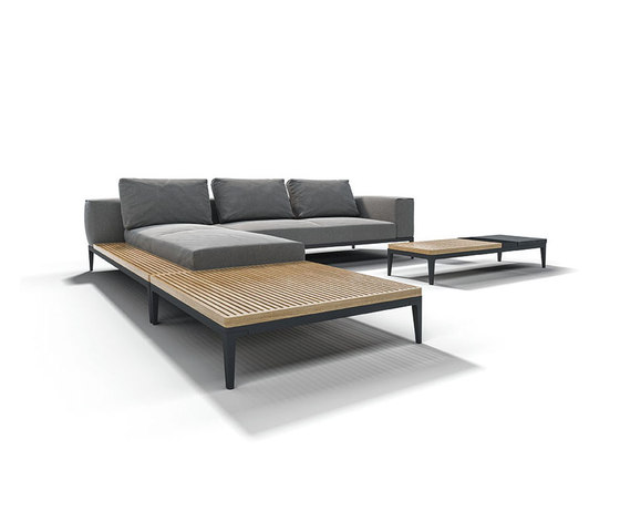 Grid Set by Gloster Furniture GmbH | Sofas