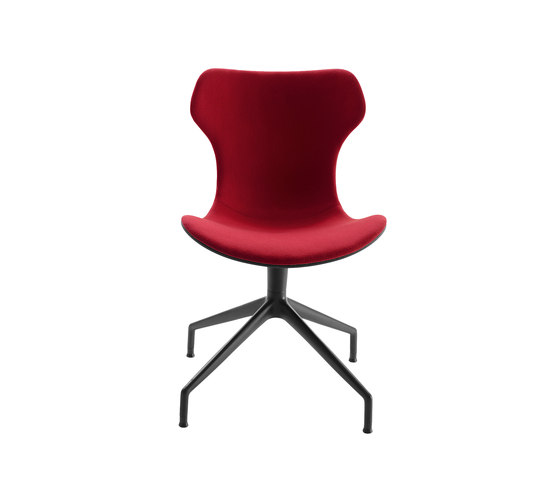 Papilio Shell by B&B Italia | Visitors chairs / Side chairs