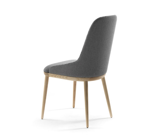 Connie by Porada | Visitors chairs / Side chairs