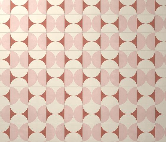 Mahdavi Butterfly by Bisazza   Concrete tiles