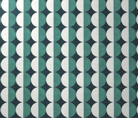 Mahdavi Eclipse by Bisazza | Concrete tiles