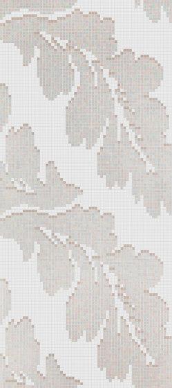 Ardassa Ivory A/B de Bisazza | Mosaïques verre