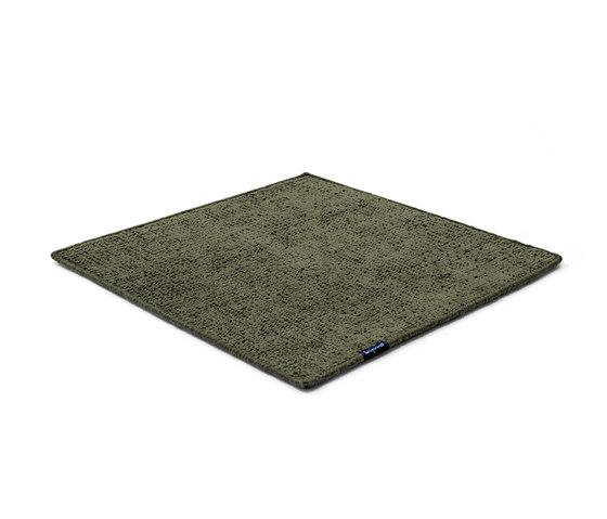 Dune Max Viscose leafgreen von kymo | Formatteppiche
