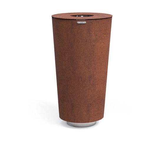Spencer TC de Metalco   Cubos basura / Papeleras