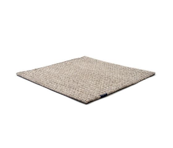Nordic Plain nature & grey by kymo | Rugs