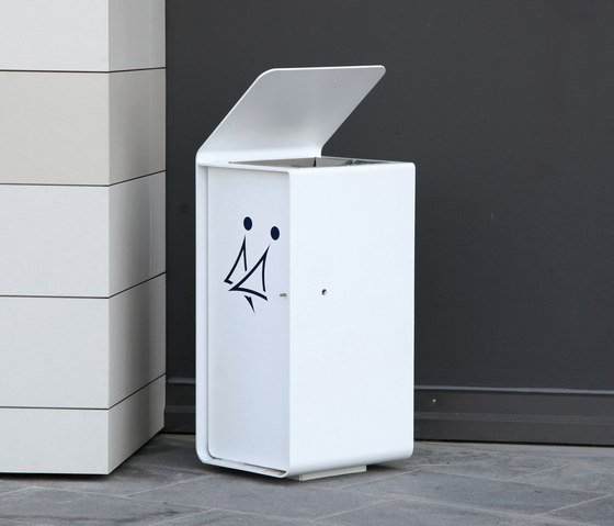 Yes by Metalco | Waste baskets