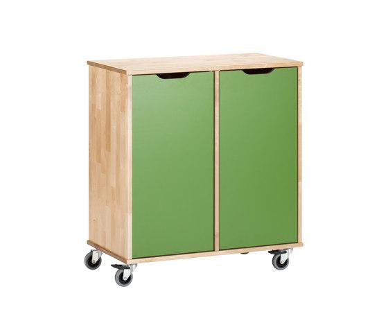 Otto modular cabinet OT62OO by Woodi | Kids storage furniture