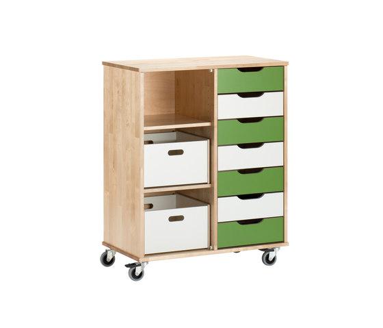 Otto modular cabinet ot72al armarios estanter as para - Estanterias para armarios ...