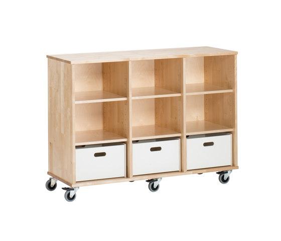 Otto modular cabinet OT73AAA von Woodi | Kinderschrankmöbel