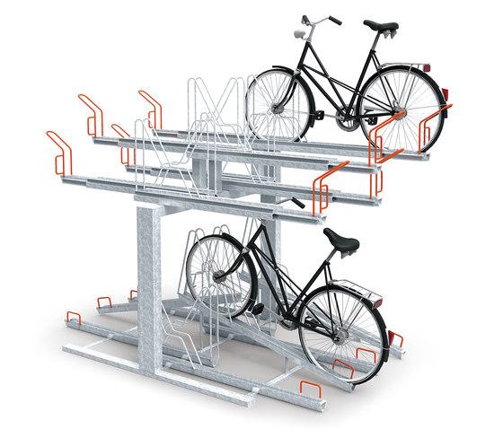 Biplano de Metalco | Soportes para bicicletas