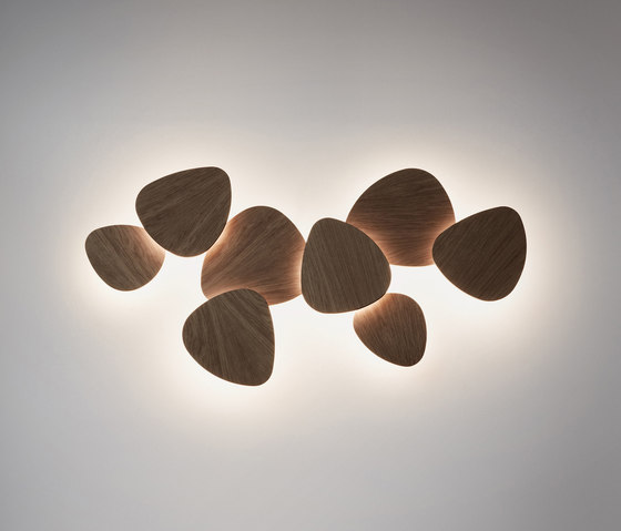 Tria SET-8 by BOVER | Wall lights