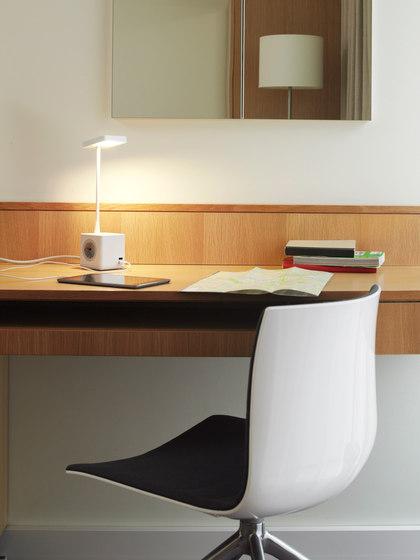 Cubert de Colebrook Bosson Saunders   Luminaires de table