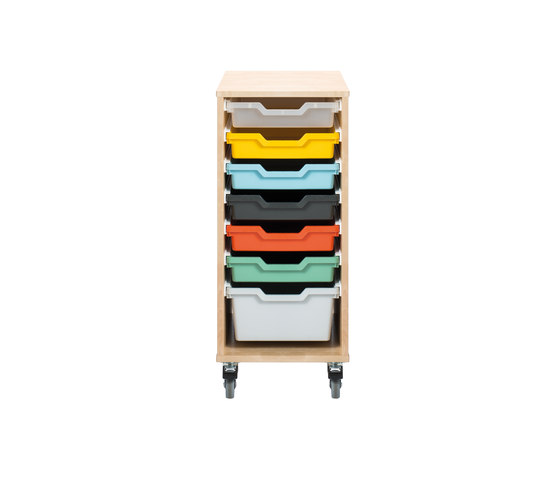 Osku modular cabinet OS81L by Woodi | Kids storage