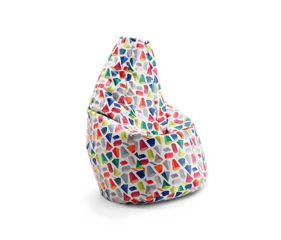 279 Sacco medium by Zanotta | Beanbags