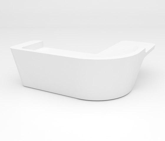 Mono Desk configuration 10 von Isomi | Theken