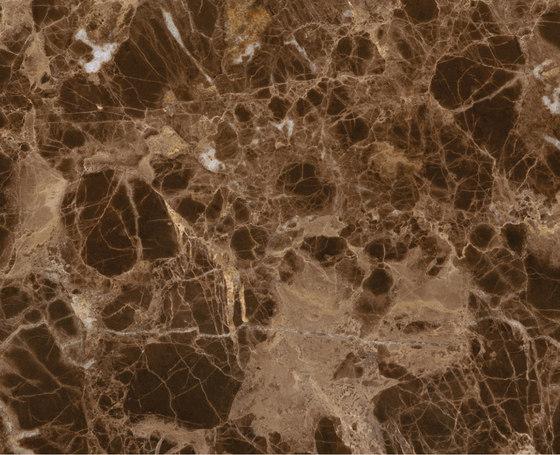 Marrón Emperador di LEVANTINA | Lastre pietra naturale