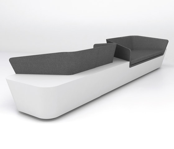 Mono Seating Configuration 4 by Isomi   Sofas