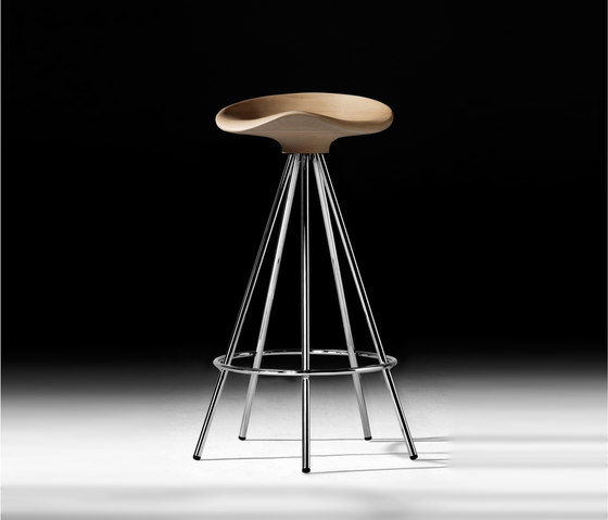 Jamaica Barstool low by BD Barcelona | Bar stools