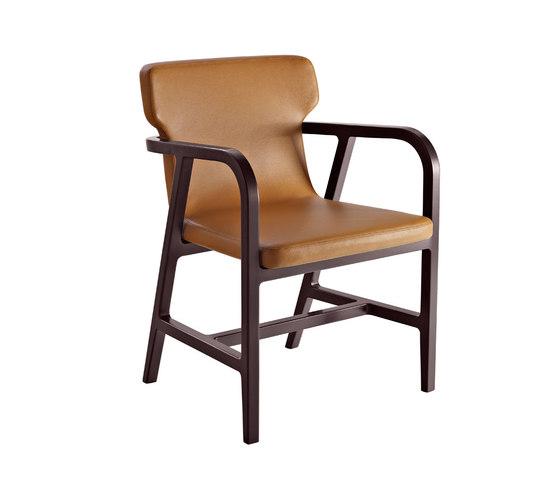 Fulgens von Maxalto | Stühle