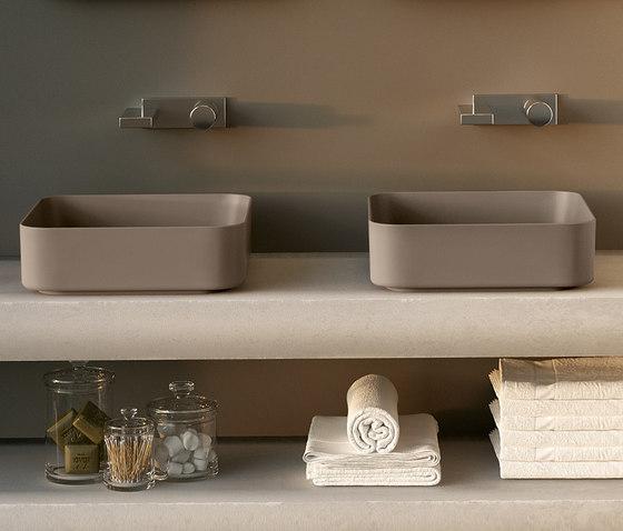 Shui Comfort on top washbasin de Ceramica Cielo | Lavabos