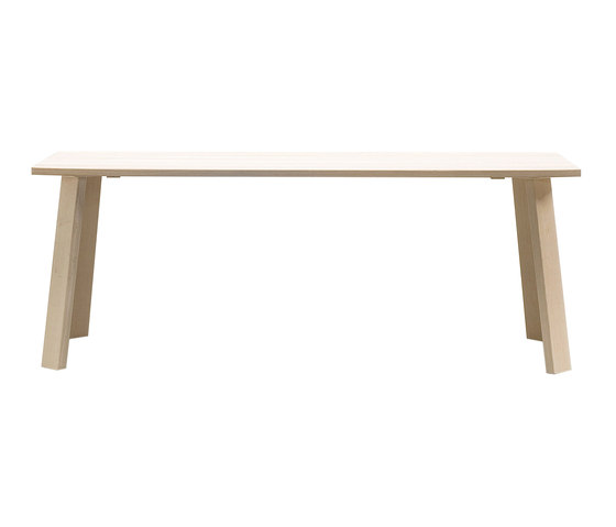 Alpin table de HUSSL | Mesas comedor
