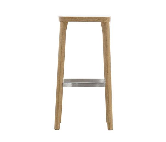 ST6N-0B by HUSSL | Bar stools