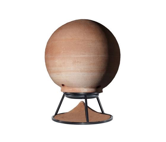 Sphere 470 terracotta by Architettura Sonora | Speakers