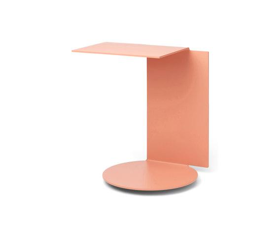 Plateau by ECHTSTAHL   Side tables