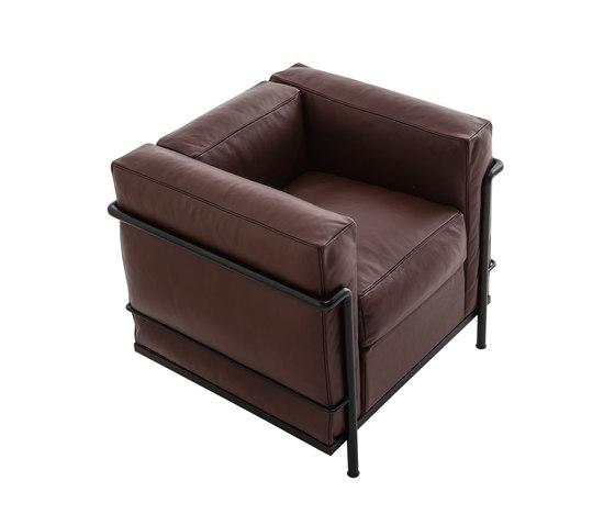 LC2 fauteuil de Cassina | Fauteuils d'attente