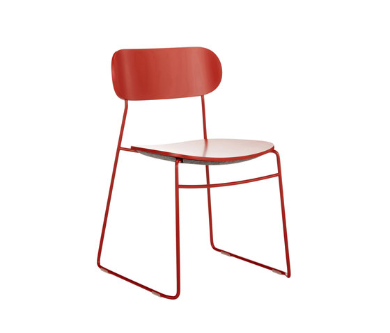 PLC Wire chair von Modus | Restaurantstühle