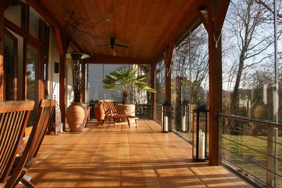 GM TOPROLL 6/8 by Glas Marte | Balcony glazing