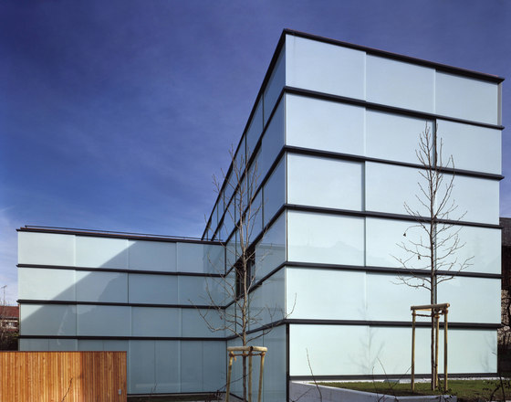 GM LIGHTROLL Fassade 02 by Glas Marte | Shutters