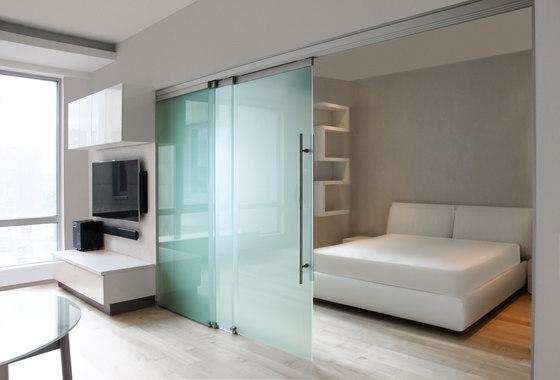 GM TOPROLL 10/14 by Glas Marte | Internal doors