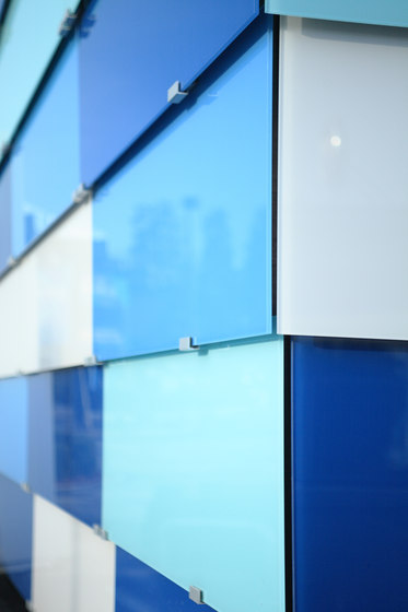 GM BRACKET S by Glas Marte | Facade fixing systems