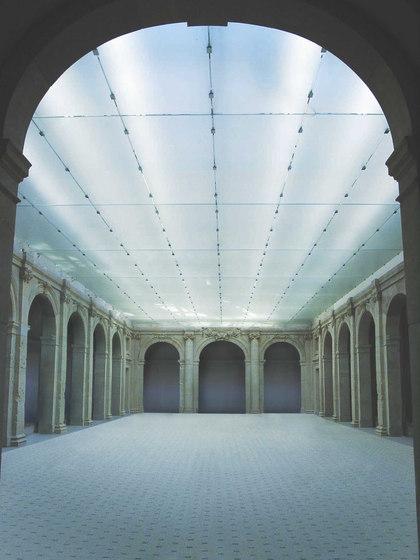 GM KUB de Glas Marte | Plafonds suspendus