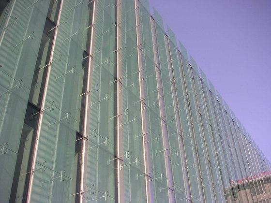 GM SHIELDBALL de Glas Marte | Sistemas de fijación fachadas