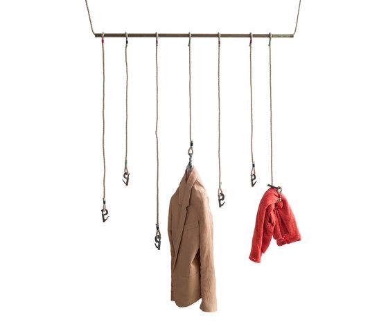 Garrucho hangers by DVELAS | Single hooks