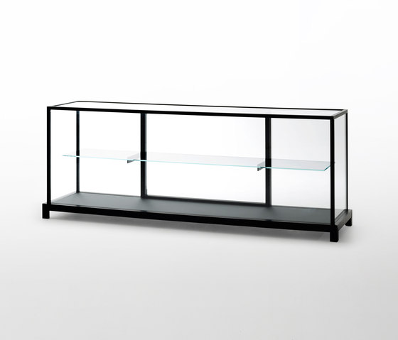 Wunderkammer by Glas Italia | Display cabinets