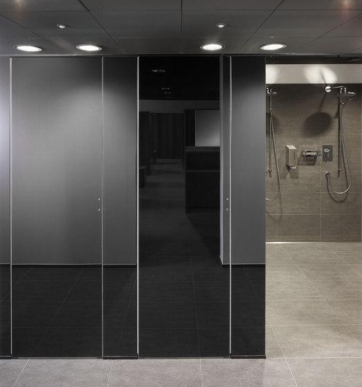 GM CABINMART® Türen und Trennwände by Glas Marte   Wall partition systems