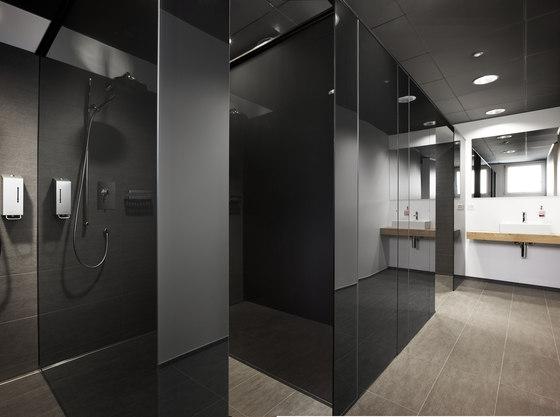 GM CABINMART® Türen und Trennwände by Glas Marte | Partitions