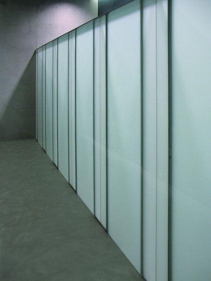GM CABINMART® Türen und Trennwände by Glas Marte | Wall partition systems