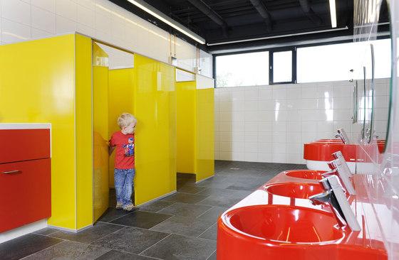 GM CABINMART® für Kinder by Glas Marte | Wall partition systems