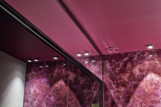 GM CABINMART® mit Oberlicht von Glas Marte | Trennwandsysteme