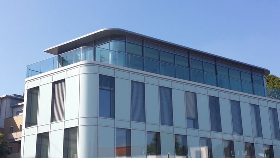 GM RAILING® Bent by Glas Marte | Balustrades / Handrails