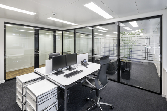 GM MARTITION® Plus by Glas Marte   Wall partition systems