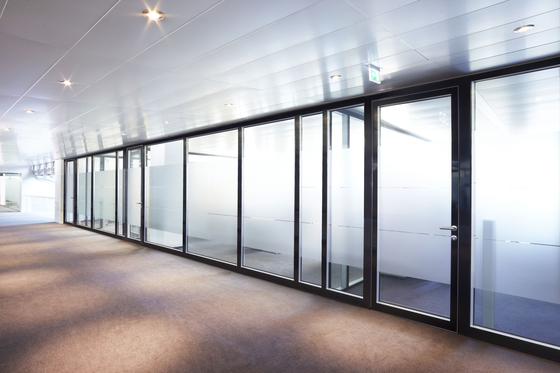 GM MARTITION® Plus by Glas Marte | Sound absorbing architectural systems
