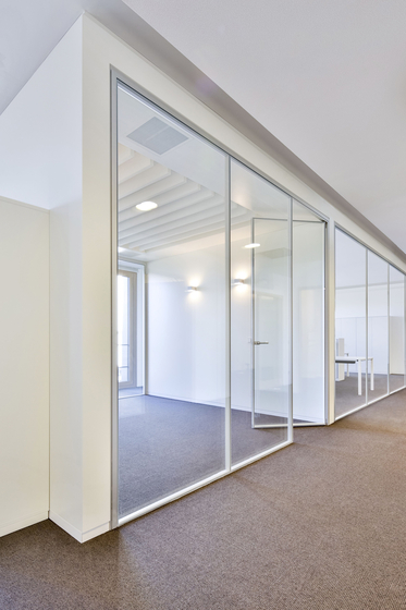 GM MARTITION® Light by Glas Marte | Wall partition systems