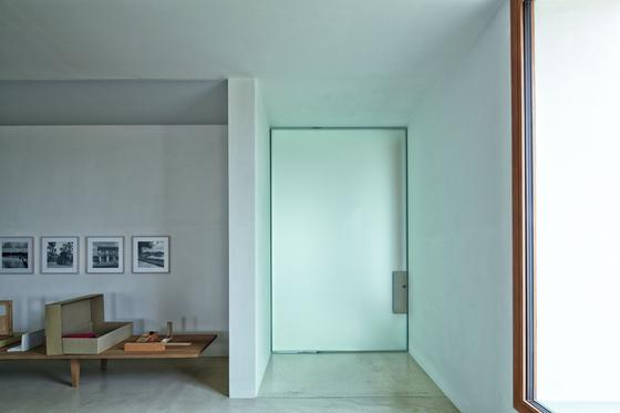 GM MARTITION® Light - Pendeltür de Glas Marte | Puertas de interior
